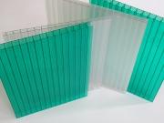 Поликарбонатни 10мм цвят сив